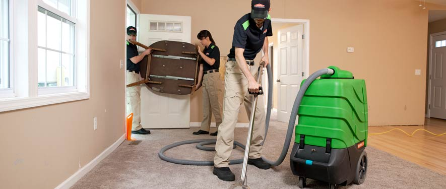 Alexandria, MN residential restoration cleaning